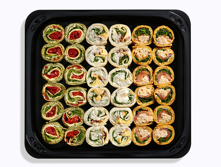 Assorted Hye Roller Platter