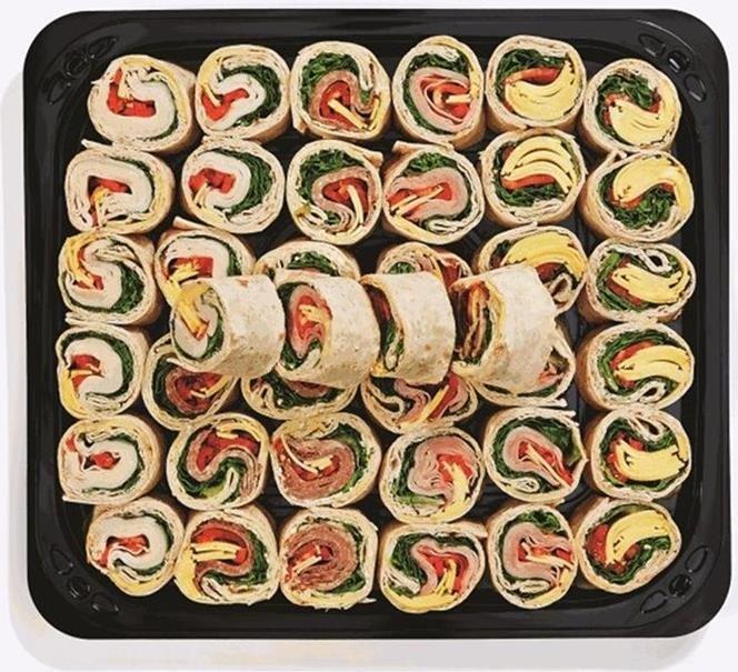 Costco Wraps Platter