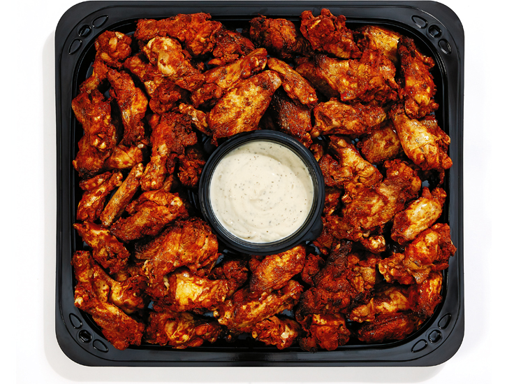 Buffalo Wings Platter (Chilled)